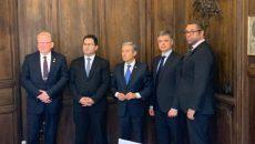 Прошла встреча участников Международной группы по катастрофе украинского Боинга