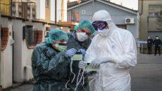 Италия закрыла 12 городов из-за коронавируса