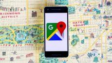 Google Maps получили новые функции и дизайн