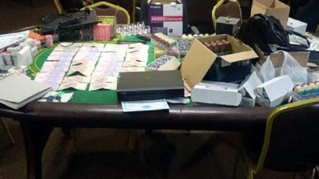 На Полтавщине правоохранители разоблачили сеть подпольных покерных клубов