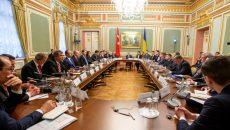 Состоялось восьмое заседание Стратегического совета высокого уровня