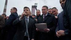 Зеленский пообещал шахтерам решить их проблемы