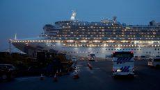 Украинцы с лайнера Diamond Princess отказались эвакуироваться, - МИД