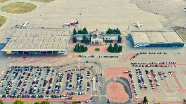 Харьковский аэропорт Ярославского вошел в ТОП-3 самых быстрорастущих воздушных гаваней Европы