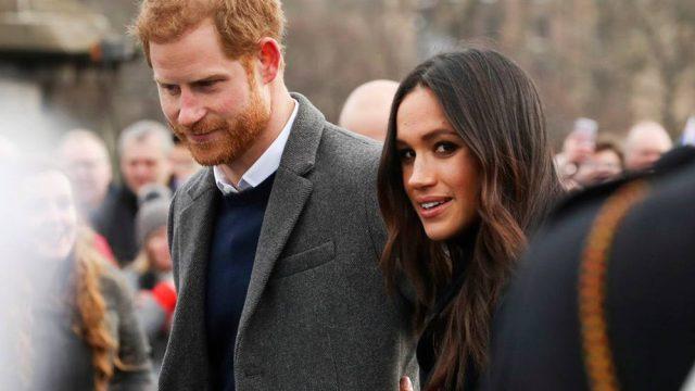 Принц Гарри и Меган Маркл официально выйдут из королевской семьи