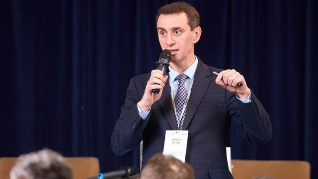Минздрав Украины привлекает к борьбе с коронавирусом студентов-медиков