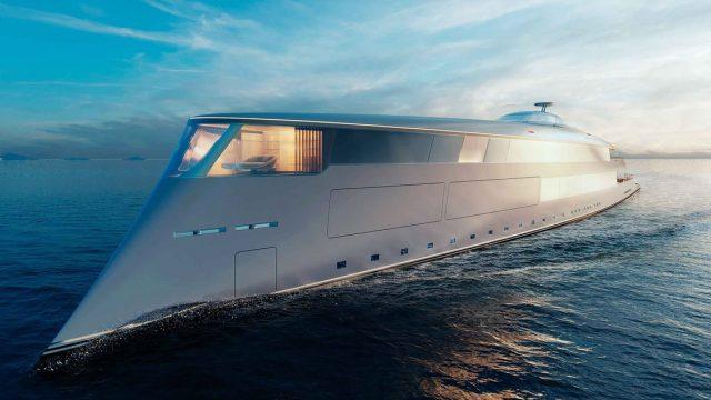 Билл Гейтс стал владельцем водородной яхты