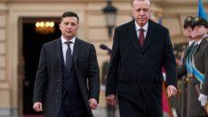 Украина и Турция обсудили возможности транспортировки каспийского газа