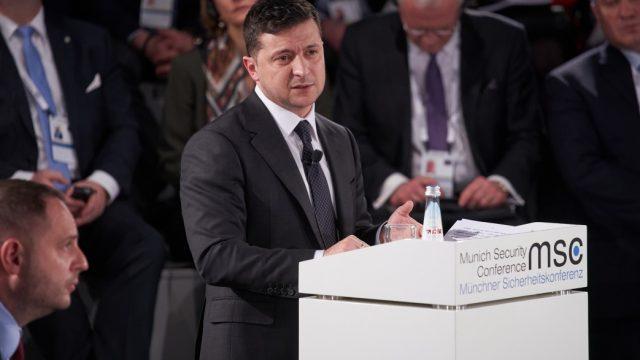 Президент в Мюнхене поднял вопрос Крыма