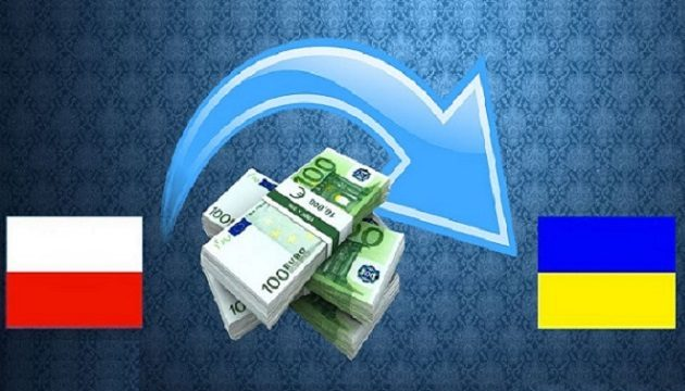 Украинцы в Польше в прошлом году потратили рекордную сумму денег