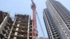 В Киеве выросла строительная отрасль