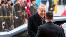 Турция не признаёт аннексию Крыма, - Эрдоган