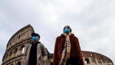 В Италии число зараженных коронавирусом достигло 400