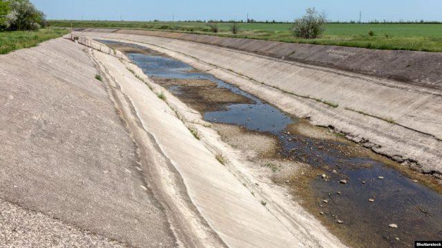 Северо-Крымский канал теперь не подлежит приватизации