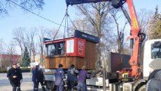 В Киеве за январь демонтировали 440 незаконных МАФов