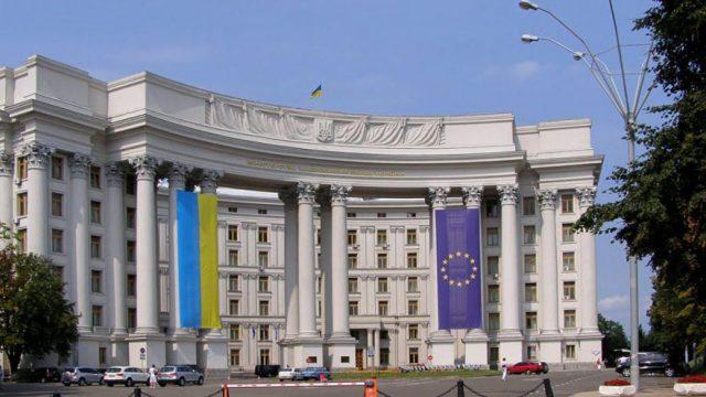 Главы МИД Украины и Германии обсудили ситуацию в Беларуси