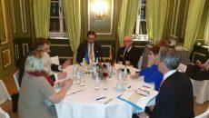 Состоялась встреча Министра обороны Украины и Федерального министра обороны ФРГ