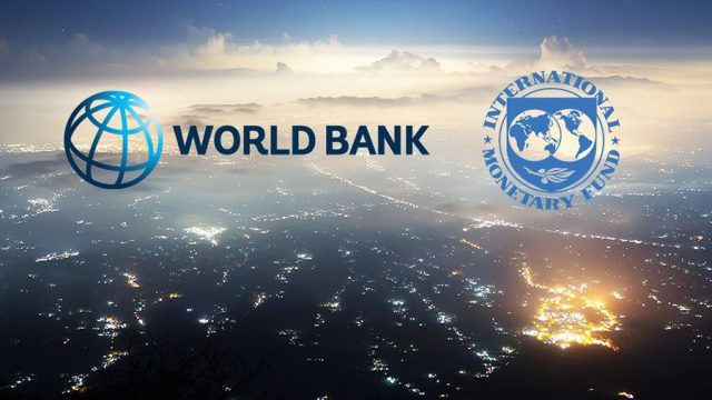 МВФ и ВБ могут перенести весеннюю встречу из-за коронавируса