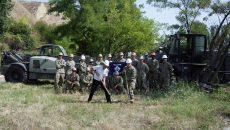 В Украине построят две базы по стандартам НАТО