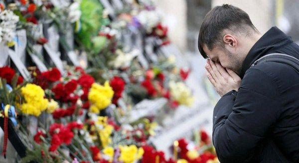 В Вашингтоне почтили память Героев Небесной Сотни