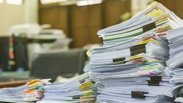 В Раде начался переходный период на электронный документооборот