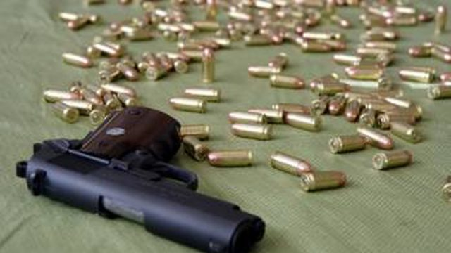 В Украине расформированы все подразделения контроля над оборотом оружия