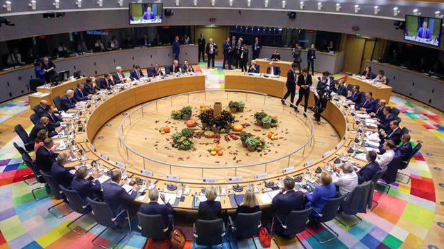 В Брюсселе пройдет внеочередной саммит ЕС
