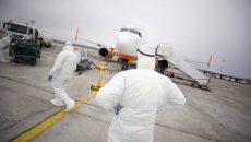 Украина ждет 7 самолетов с медооборудованием