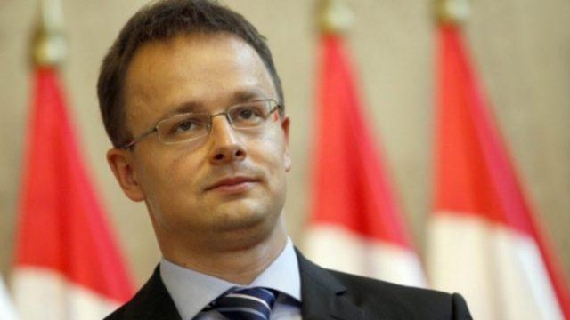В Украину приедет министр иностранных дел Венгрии