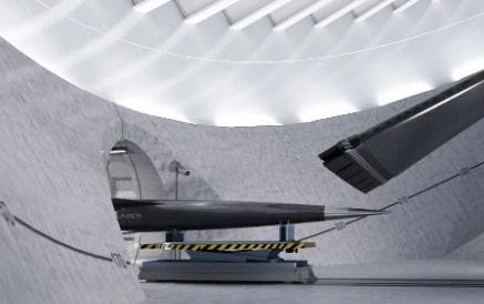 Американский стартап тестирует гигантскую центрифугу