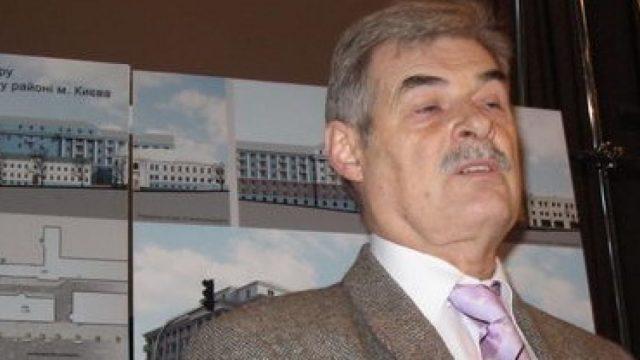 Экс-архитектора Киева отпустили на поруки