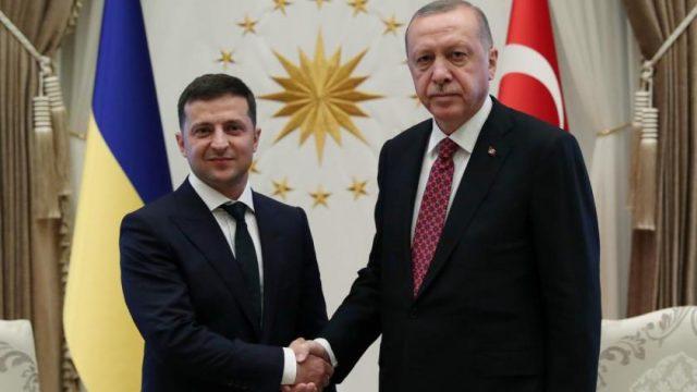 Зеленский и Эрдоган примут участие в Украино-турецком бизнес-форуме в Киеве