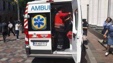Рада передаст столичным больницам 25 автомобилей