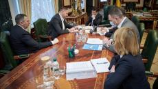 Зеленский обсудил работу рынков по регионам
