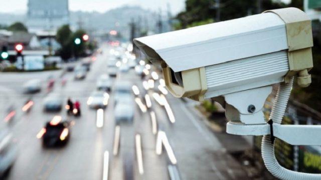 В Киеве на дорогах заработала система видеофиксации