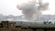 Сирия закрыла воздушное пространство