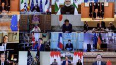Лидеры страны G20 договорились бороться с коронавирусом