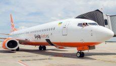 SkyUp приостанавливает внутренние рейсы