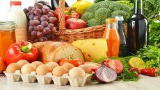Украина увеличила импорт продуктов питания