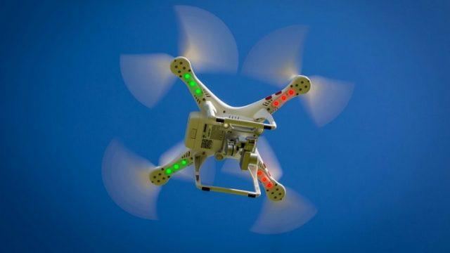 В Австралии разработали дрон для поиска людей с коронавирусом