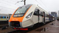 Новый дизель-поезд из Кременчуга «пробежал» первые 35 тысяч километров