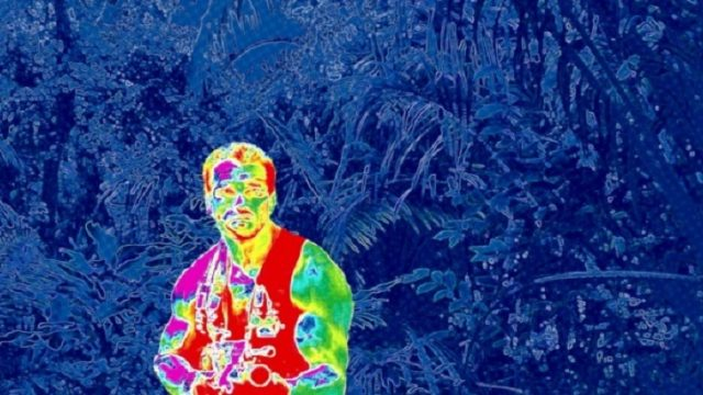 Американские ученые представили «тепловой камуфляж»