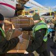 В Украину прибыли 100 тыс ПЦР-тестов из Китая