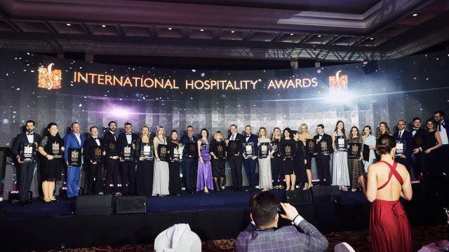 Kharkiv Palace Hotel 5* Ярославского второй год подряд признан лучшим в Восточной Европе для бизнеса и ивентов