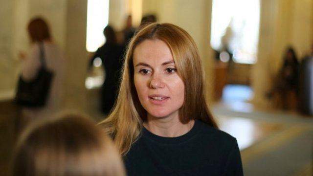 У депутата Анны Скороход подтвержден коронавирус, - СМИ