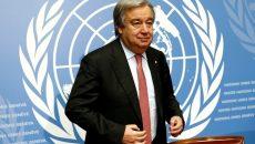 Генсек ООН обеспокоен конфликтом в Нагорном Карабахе
