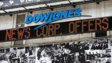 Индекс Dow Jones подскочил более чем на 11%