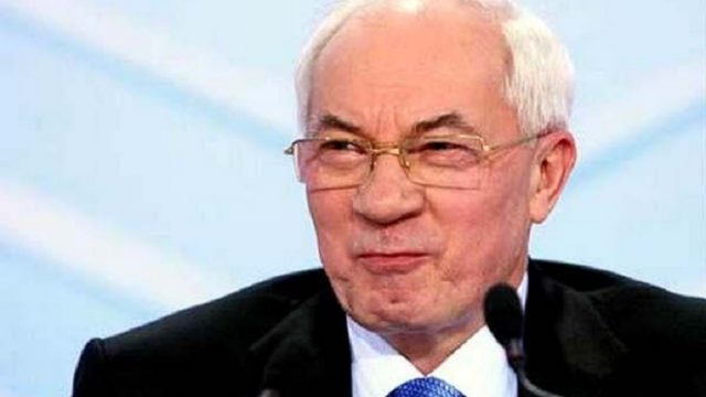 ЕС официально снял санкции с Азарова и Ставицкого