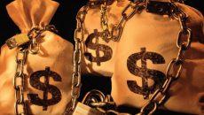 Госдолг Украины в январе снизился на 1,1% в долларах, – Минфин