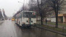 В Ивано-Франковске транспорт будет работать в прежнем режиме